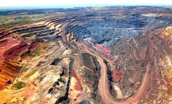 Terre rare, miniera