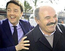 Farinetti con Renzi