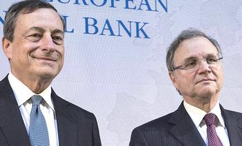 Draghi e Visco