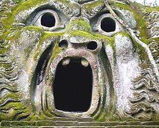 Il parco dei mostri di Bomarzo, nel Viterbese