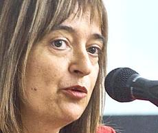 Patrizia Scanu, segretaria del Movimento Rooswevelt