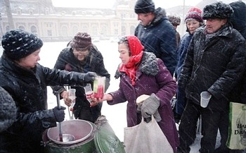 Povertà in Russia