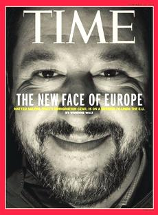 Salvini su Time