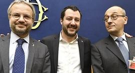 Salvini tra Borghi e Bagnai