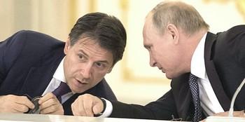Conte con Putin