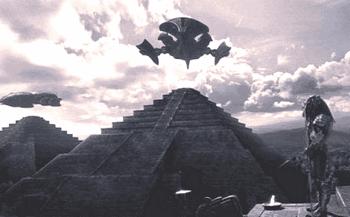Elohim e piramidi
