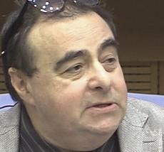 Il progfessor Aldo Giannuli, dell'ateneo di Milano