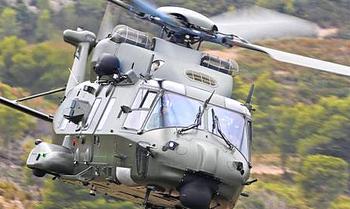 L'elicottero Nh90