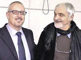 Bordin con Serge Latouche