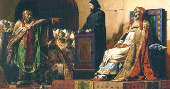 Il macabro processo al cadavere di Papa Formoso