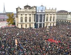Manifestazione SìTav