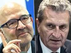 Moscovici e Oettinger