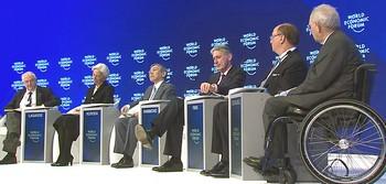Relatori a Davos