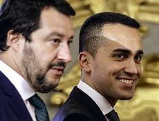 Salvini e Di Maio
