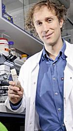 Guy Reeves del Max Planck Institute
