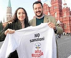 Salvini sanzioni Russia