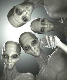 Alieni, fantascienza