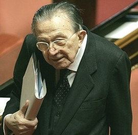 Andreotti in aula
