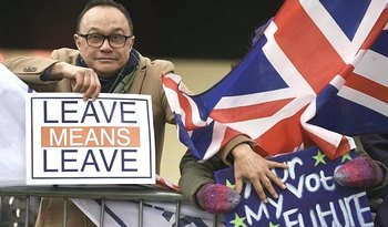 Brexit, il dibattito nel Regno Unito