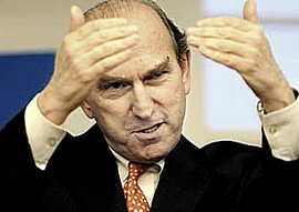 Il criminale neocon Elliot Abrams, inviato Usa in Venezuela
