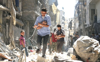 La guerra in Siria