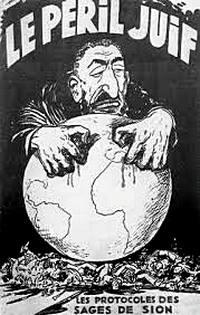 L'antisemitismo dei Protocolli