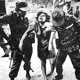 Squadroni della morte in Salvador