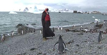 Il patriarca Kirill in Antartide