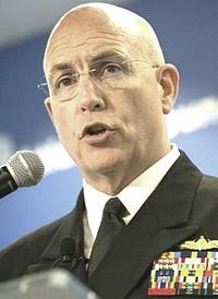 L'ammiraglio Kurt Tidd