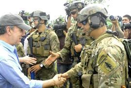Militari Usa in Colombia