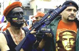 """""""Colectivos"""", bande paramilitari reclutate da Maduro"""