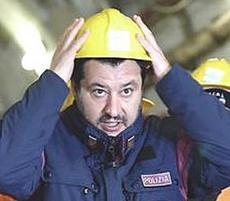 Salvini a Chiomonte