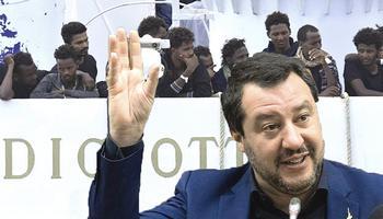 Salvini e il caso Diciotti
