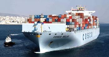 Cosco, portacontainer