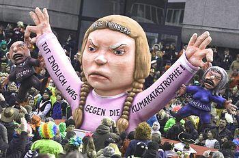 Il fenomeno Greta