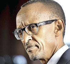 Il presidente ruandese Paul Kagame