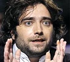L'attore Giulio Cavalli