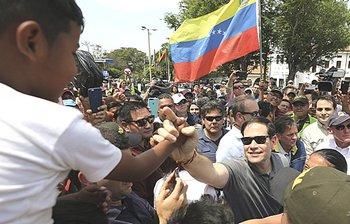 Marco Rubio a Cúcuta