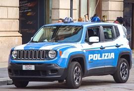 Jeep Renegade in dotazione alla polizia