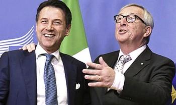 Conte e Juncker