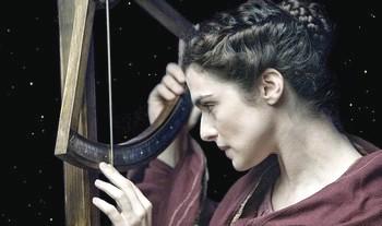 Ipazia astronoma, nel film Agora