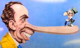 Pinocchio Nixon