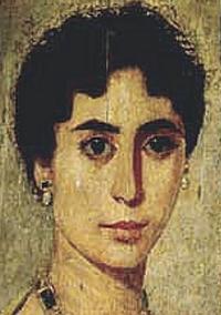 Un'immagine di Ipazia di Alessandria