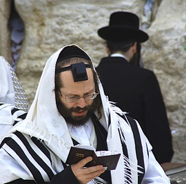 Ebrei in preghiera