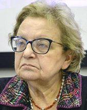 Carla Nespolo, già parlamentare Pci, ora presidente Anpi