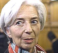 Chirstine Lagarde