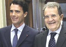 Gozi con Prodi