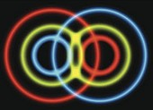 Il simbolo dell'Entanglement quantistico è formato da tre 8