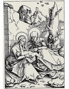 La Sacra Famiglia di Hans Baldung Grien