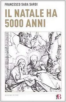 La prima copertina de Il natale ha 5000 anni